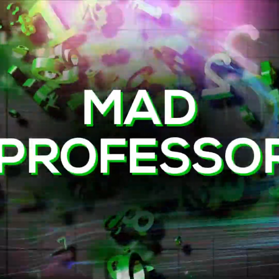 Mad professor